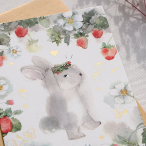 Greeting Cards _ Rabbit