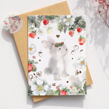 Load image into Gallery viewer, Greeting Cards _ Rabbit