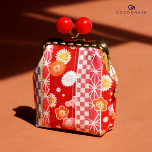 Clutch Purse - Floral Lux