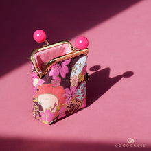 Load image into Gallery viewer, Clutch Purse - Sakura Clouds (Pink)