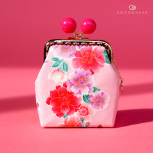 Load image into Gallery viewer, Clutch Purse - Floating Summer