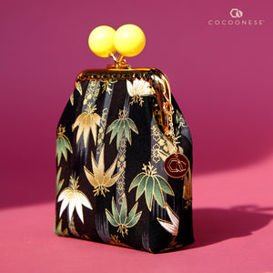 Clutch Purse - Bamboo Forest