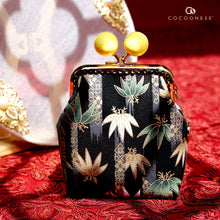 Load image into Gallery viewer, Clutch Purse - Bamboo Forest