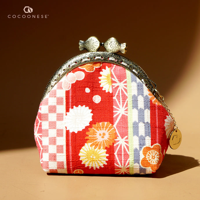 Clutch Purse Mini - Floral Lux
