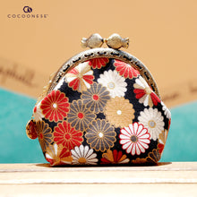 Load image into Gallery viewer, Clutch Purse Mini - Flower Rain