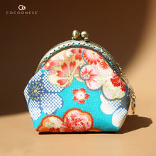 Load image into Gallery viewer, Clutch Purse Mini - River Blossom