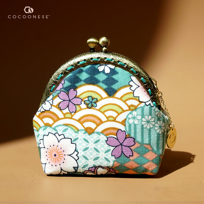 Clutch Purse Mini - Natsume (Mint)
