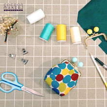 Load image into Gallery viewer, ( Oct 4 ) The Art Of Cotton Bag Making Workshop - Clutch Purse