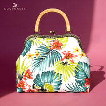 Load image into Gallery viewer, Clasp Handbag - Summer Time