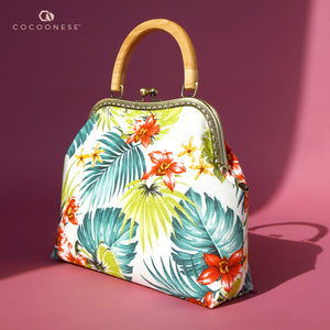 Clasp Handbag - Summer Time