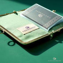 Load image into Gallery viewer, Kiss Clasp Card Holder - Hello Summer