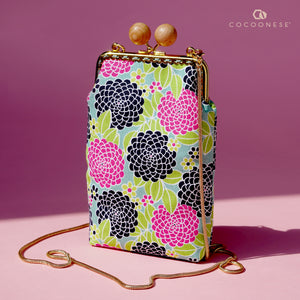 Cell Phone Purse - Fragrant Garden