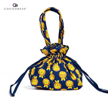 Load image into Gallery viewer, Drawstring Top Handle Handbag  - Lion King