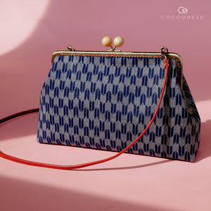 Clasp Sling Bag - Geometric Arrow