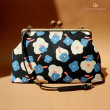Load image into Gallery viewer, Clasp Sling Bag - Cotton Candy