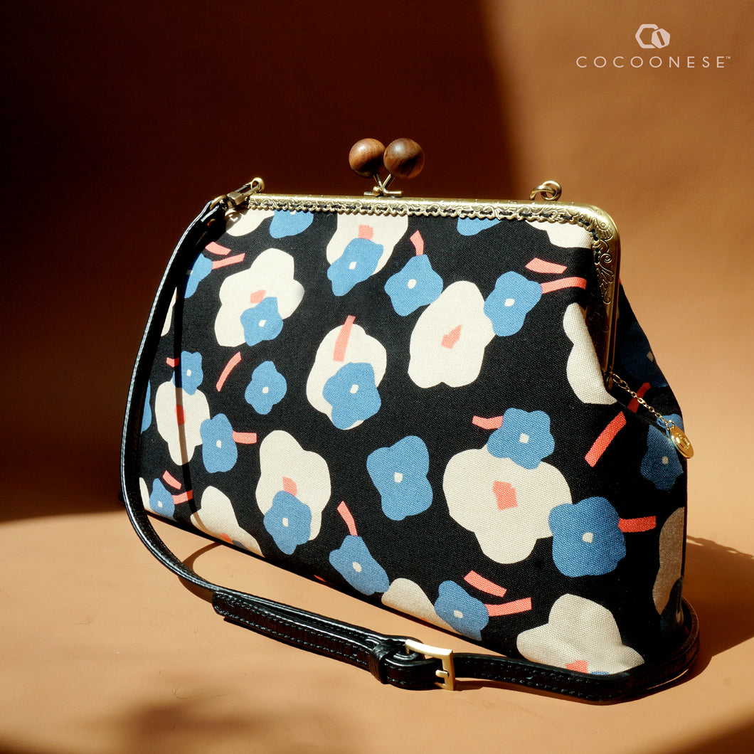 Clasp Sling Bag - Cotton Candy