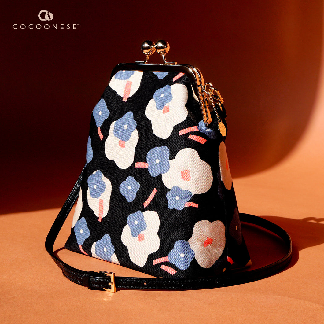 Trapezoid Crossbody Bag - Cotton Candy