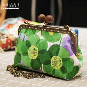 ( June 28 ) The Art Of Cotton Bag Making Workshop - Cross Body Cell Phone Case