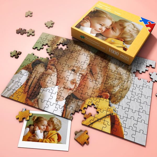 Custom Photo Jigsaw Puzzle 35-1000 pieces Best Games As Stay At Home