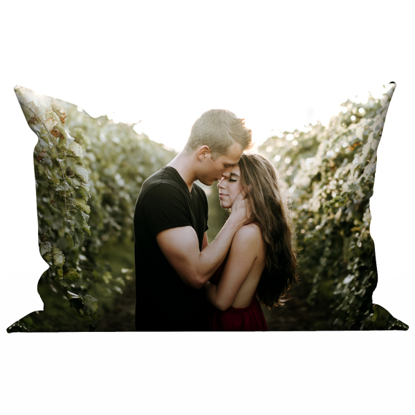 Custom pillow case - Gifts for lovers - MyFaceBoxer