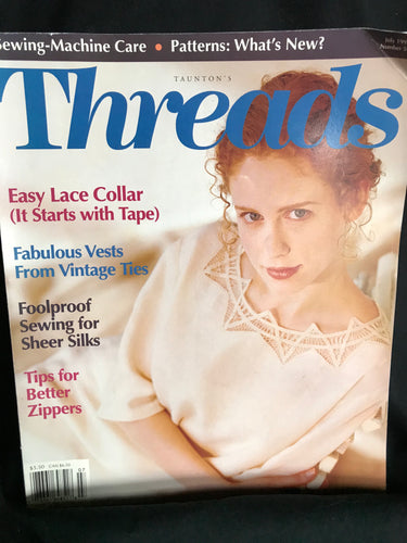 Threads Magazine Issue #59 July 1995