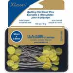 Plastic Flat Head pins 100 pieces 3010168