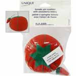 Tomato Pin Cushion w/ Strawberry Emery. 3024080