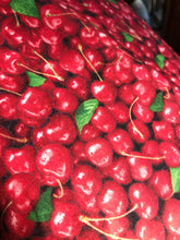 Load image into Gallery viewer, Fresh Cherries Anyone?  100% Cotton