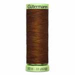 Load image into Gallery viewer, Gutermann Buttonhole Twist Thread 100% Polyester 30 meters