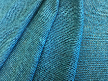 Load image into Gallery viewer, Teal Wide Knitted 100% Polyester