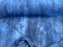 Load image into Gallery viewer, Denim Print Knit 95% Polyester 5% Spandex.    1/4 Meter Price