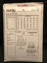 Load image into Gallery viewer, Burda 6479. Size 6 -18