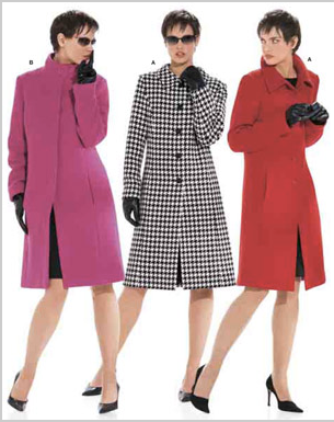 Lined Fitted Coat Class Sunday November 17th - December 1st. 10:30 am - 2:30 pm