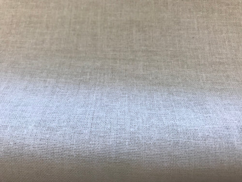 "100% Cotton Buckram 19 1/2"" wide.    1/4 meter price"
