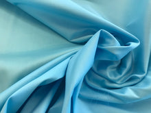 Load image into Gallery viewer, Ocean Blue Shirting 98% Cotton 2% spandex    1/4 meter Price