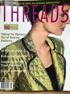 Threads Magazine Issue #100  May 2002