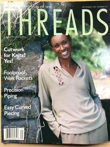 Threads Magazine Issue #72  September 1997