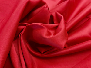Raspberry 98% Cotton 2% Spandex shirting     1/4 meter price