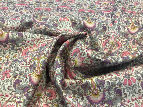 Lodden Liberty Tana Lawn 100% Cotton    1/4 Meter Price