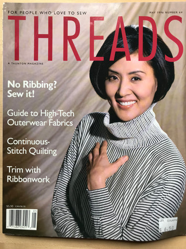 Threads Magazine Issue #64  May 1996