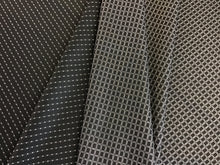 Load image into Gallery viewer, Reversible Wool Suiting Black & White