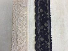 "Load image into Gallery viewer, Stretch Lace 1 1/2"" wide"