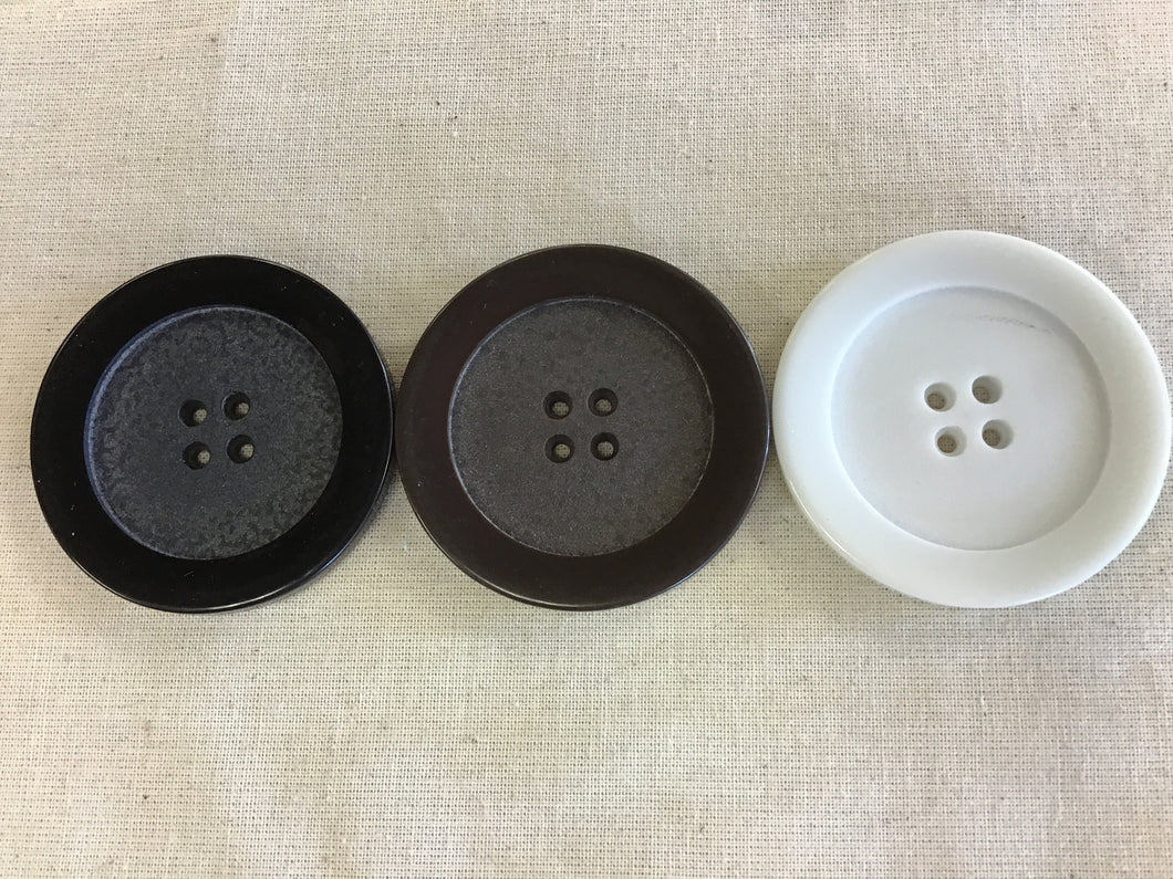 "Large 2"" Buttons 058A-C"