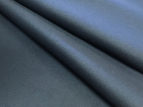Navy Blue 94% Wool 6% Cashmere