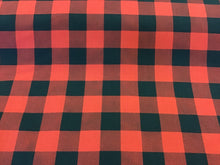Load image into Gallery viewer, 100% Cotton Canadiana Plaid