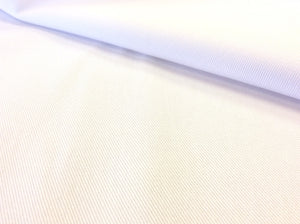 12 oz White  100% Cotton Twill     1/4 Meter Price