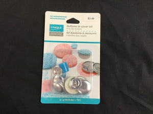 "5/8"" self cover button kit *disc*"