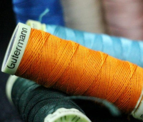 Gutermann Buttonhole Twist Thread 100% Polyester 30 meters