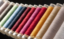 Load image into Gallery viewer, Gutermann Sew-all 100% Polyester Thread 100m Colours #501- #775