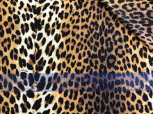 Load image into Gallery viewer, Signature Leopard Print 100% Viscose Knit